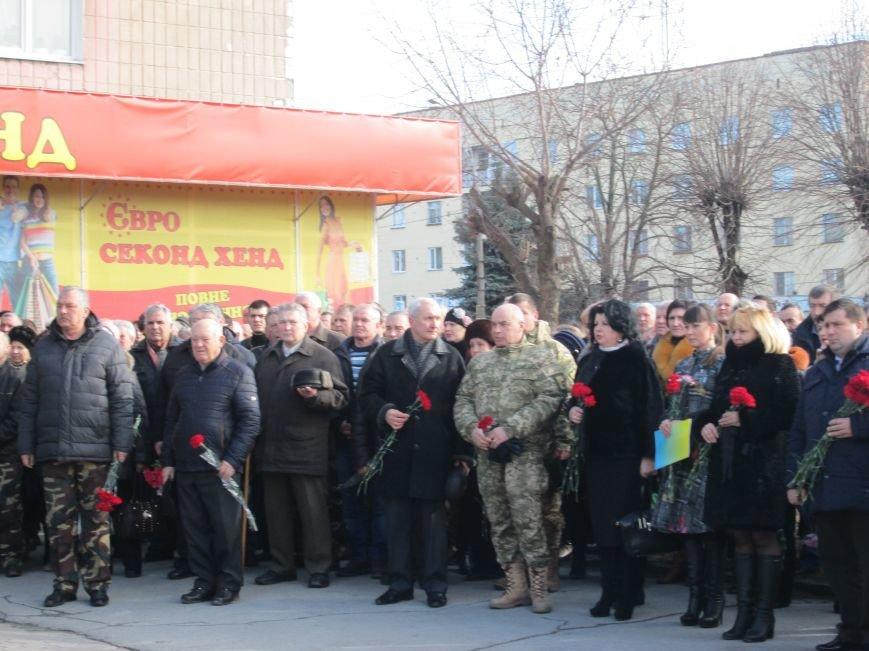 В Новоград-Волынском прошли торжества в честь афганцев, фото-3