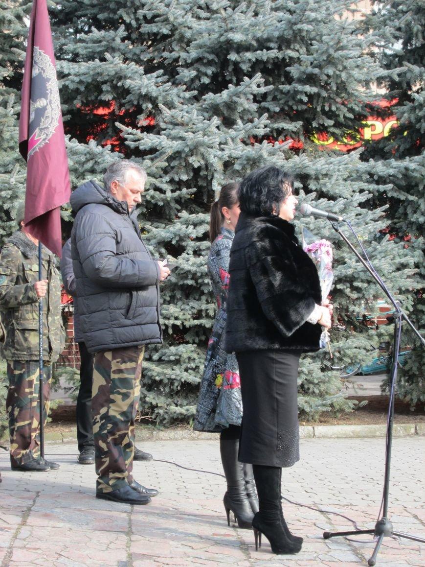 В Новоград-Волынском прошли торжества в честь афганцев, фото-9