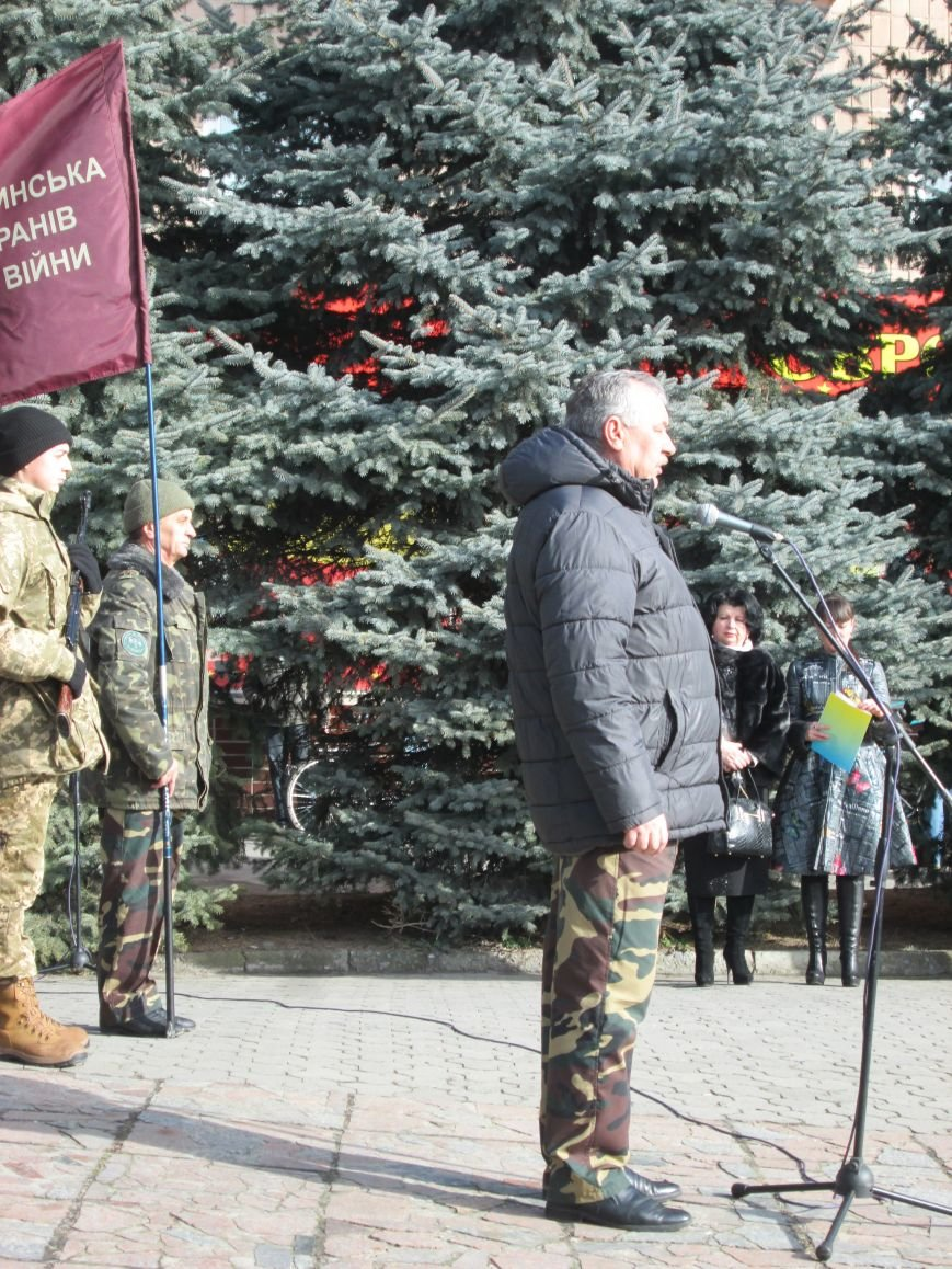 В Новоград-Волынском прошли торжества в честь афганцев, фото-6