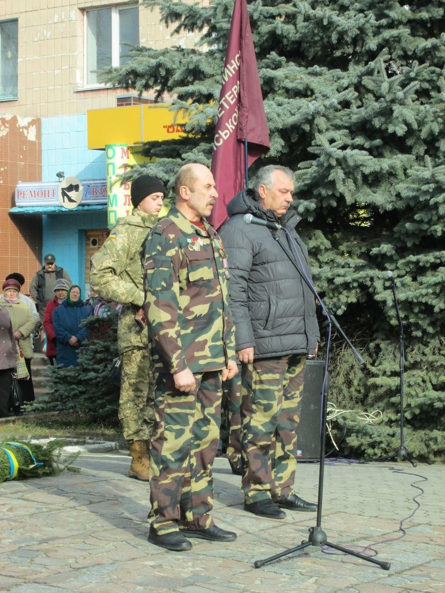 В Новоград-Волынском прошли торжества в честь афганцев, фото-8