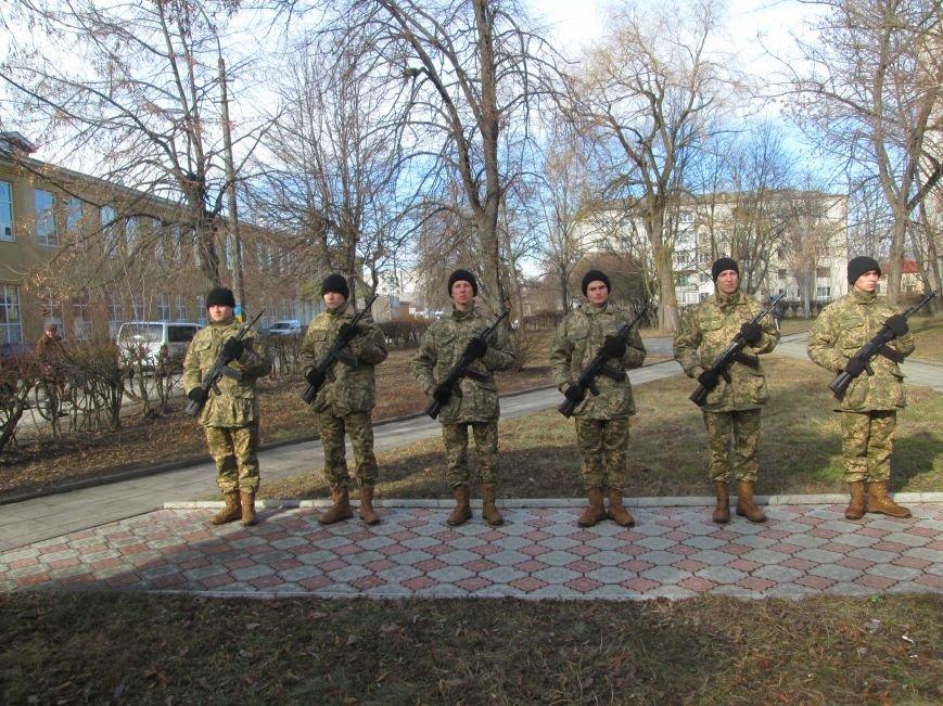 В Новоград-Волынском прошли торжества в честь афганцев, фото-5