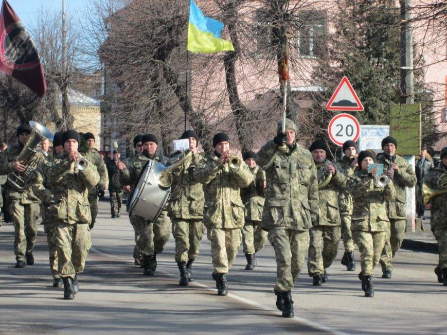 В Новоград-Волынском прошли торжества в честь афганцев, фото-2