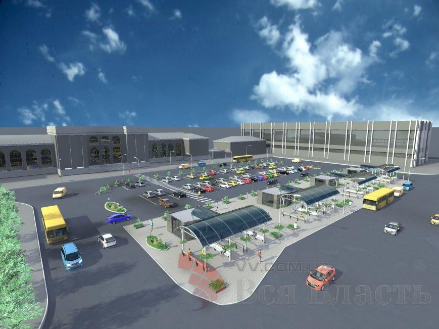 Нравится ли вам проект реконструкции привокзальной площади Запорожья? - опрос (фото) - фото 1