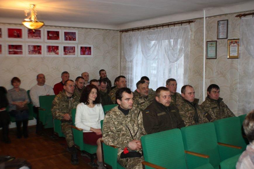 В Авдеевке поздравили воинов-интернационалистов (ФОТО), фото-5