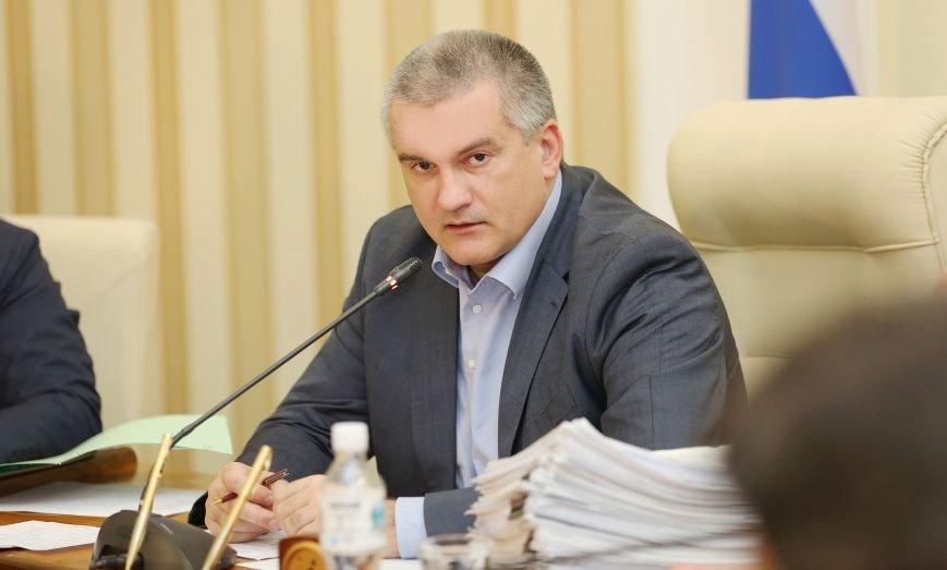 Глава Крыма поручил усилить контроль за качеством топлива в республике (ФОТО) (фото) - фото 1
