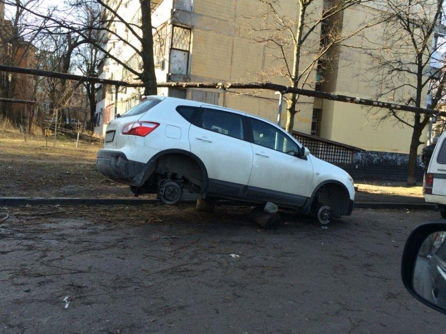 На улицах Днепропетровска активизировались автомобильные хулиганы (ФОТО) (фото) - фото 1