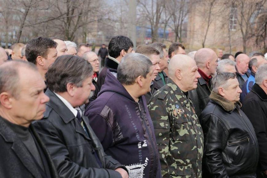 Северодончане пришли почтить память воинов-афганцев (ФОТО), фото-2