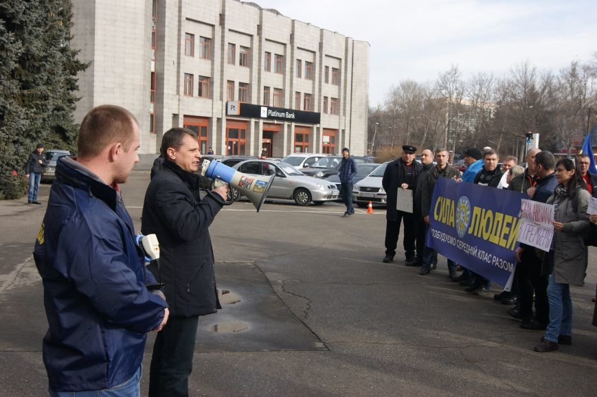 Одесситы спросили у Яценюка за реформы (ФОТО) (фото) - фото 1