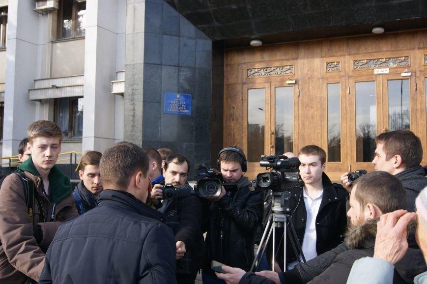 99633177d3001abaef4a5d0bfe0f9d68 Одесситы спросили у Яценюка за реформы