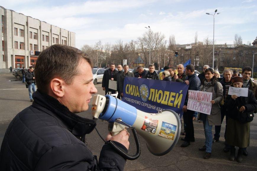 e445e463ecf954d3bbae9dffe6855302 Одесситы спросили у Яценюка за реформы