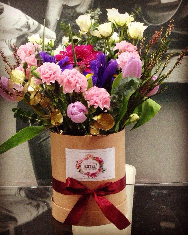 27 февраля состоится мастер-класс по созданию цветочных композиций (фото) - фото 3