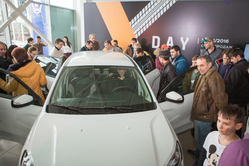 Lada XRAY – от концепт-кара до официальных продаж!, фото-17
