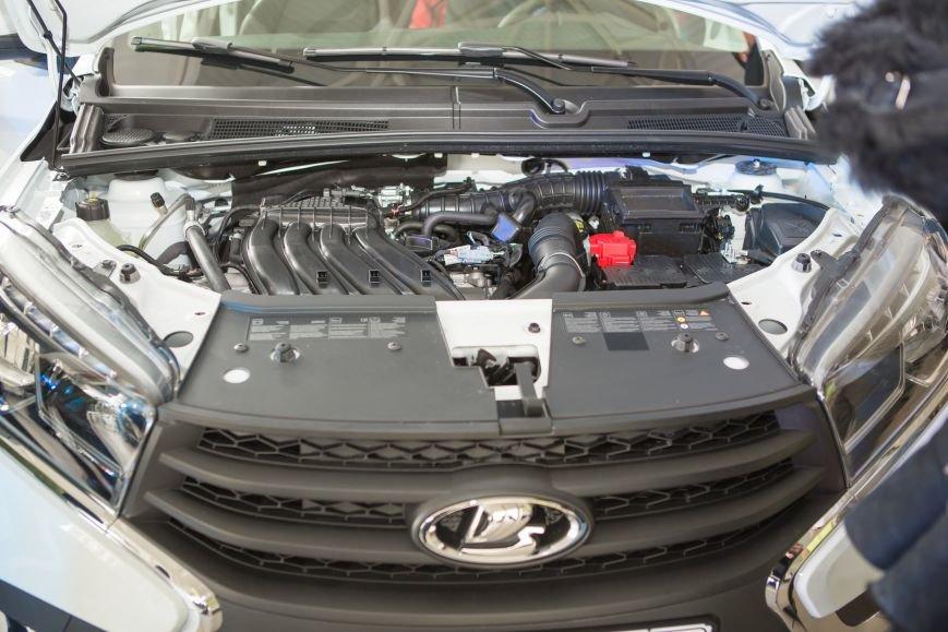 Lada XRAY – от концепт-кара до официальных продаж!, фото-1