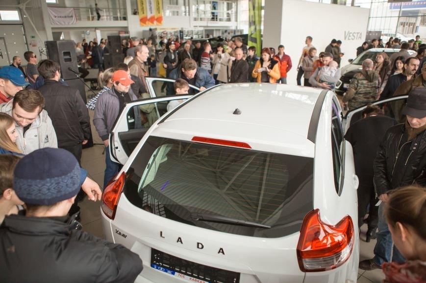Lada XRAY – от концепт-кара до официальных продаж!, фото-18