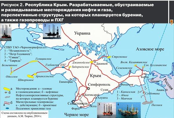 В Крыму будут искать нефть и газ (фото) - фото 1