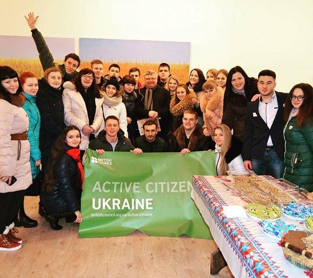 Студенты ДонНТУ Красноармейска стали частью программы Британского Совета «Активные граждане» (фото) - фото 2