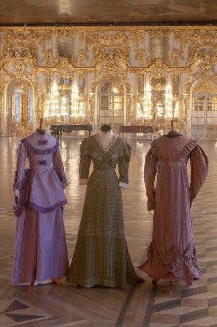 В Царском Селе отреставрировали кокошник дочери Николая II и платье фрейлины, фото-3