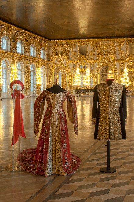 В Царском Селе отреставрировали кокошник дочери Николая II и платье фрейлины, фото-2