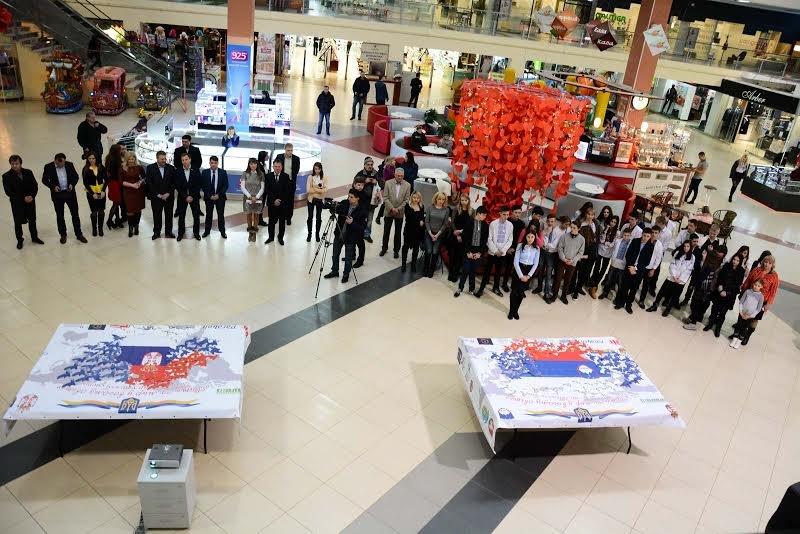 """""""Карта миру"""" з Тернополя подорожуватиме країнами Європи (фото), фото-3"""