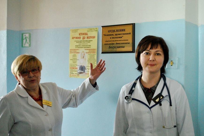 В Запорожье открылось стационарное отделение «Клиники, дружественной к молодежи» при поддержке мецената Александра Богуслаева (фото) - фото 1