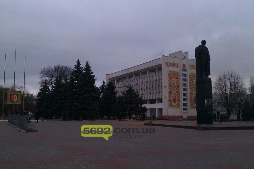В Днепродзержинске готовятся к сносу памятника Дзержинского (фото) - фото 1