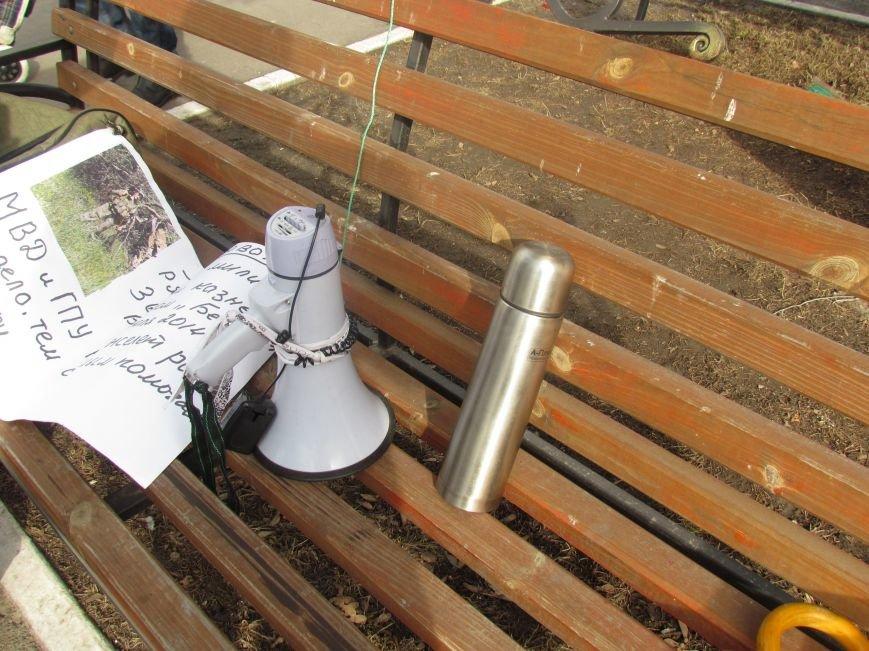 Отец убитого добровольца намерен голодать под стенами областной полиции в Мариуполе (ФОТО), фото-5