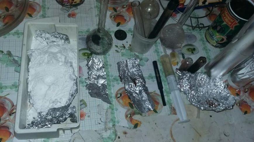 В Мариуполе нашли подпольную нарколабораторию (ФОТО), фото-4