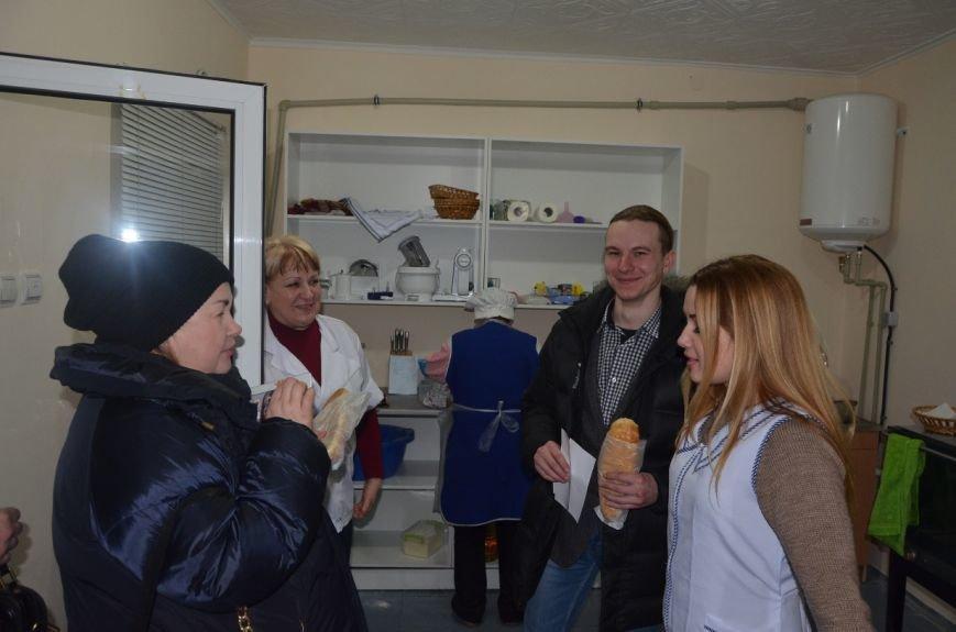 открытие мини-пекарни_Доброполье