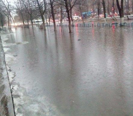 Жители Брянская рассказали, как тонули из-за дождей (фото) - фото 6