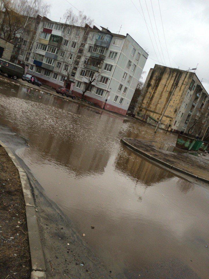 Жители Брянская рассказали, как тонули из-за дождей (фото) - фото 10