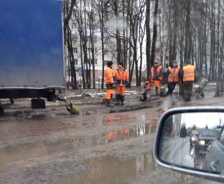 Жители Брянская рассказали, как тонули из-за дождей (фото) - фото 1
