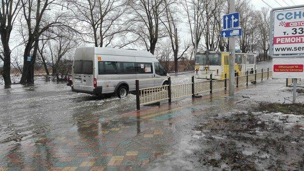 Жители Брянская рассказали, как тонули из-за дождей (фото) - фото 2