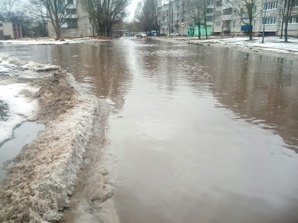 Жители Брянская рассказали, как тонули из-за дождей (фото) - фото 8