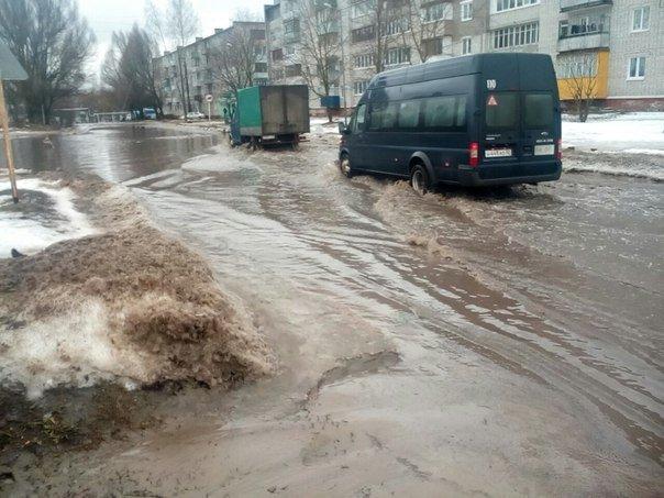 Жители Брянская рассказали, как тонули из-за дождей (фото) - фото 9
