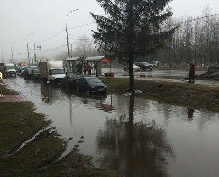 Жители Брянская рассказали, как тонули из-за дождей (фото) - фото 5