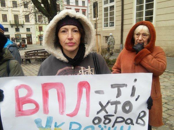 Переселенці вимагали у львівських чиновників домогти їм з житлом (ФОТО) (фото) - фото 1