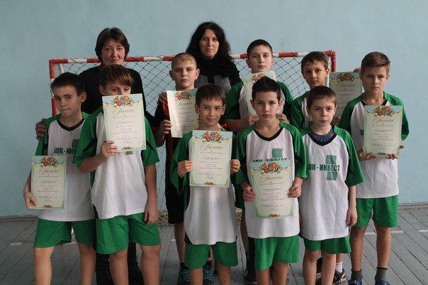 В Красноармейске определены победители этапа футзальной лигы Украины (фото) - фото 3