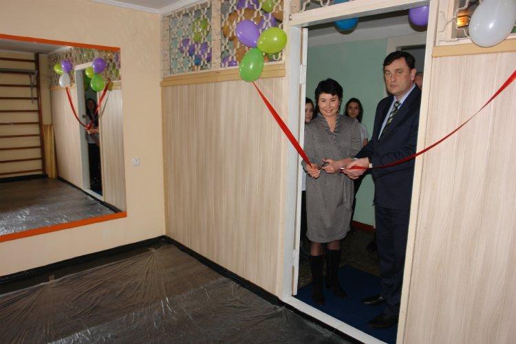 У гуртожитку ЧНУ відкрили спортивний зал (ФОТО) (фото) - фото 1