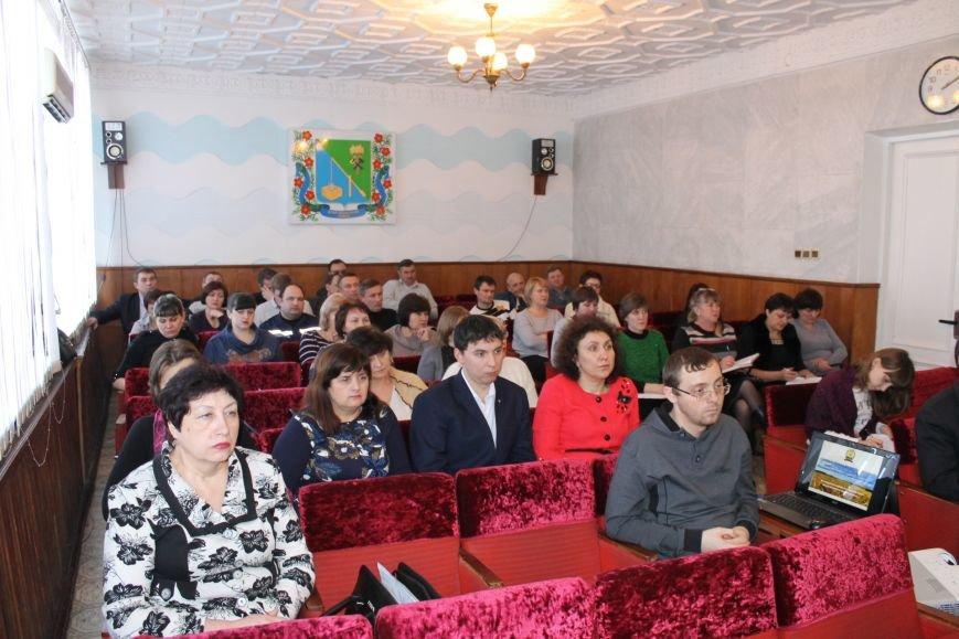 Децентрализации органов местного самоуправления в Добропольском районе набирает обороты, фото-11