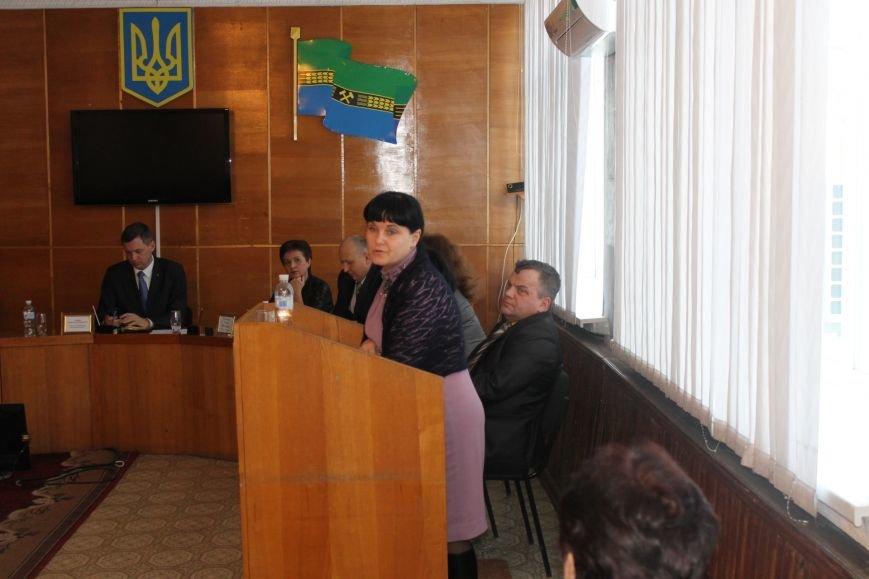 Децентрализации органов местного самоуправления в Добропольском районе набирает обороты, фото-10