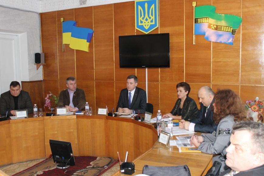 Децентрализации органов местного самоуправления в Добропольском районе набирает обороты, фото-1