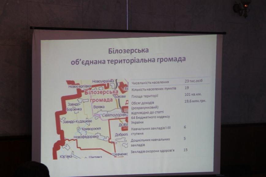 Децентрализации органов местного самоуправления в Добропольском районе набирает обороты, фото-7
