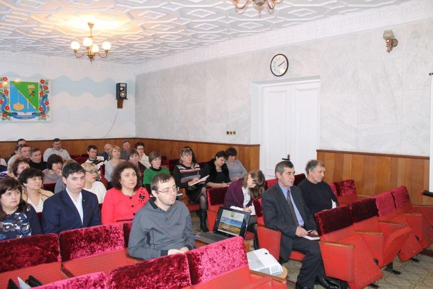 Децентрализации органов местного самоуправления в Добропольском районе набирает обороты, фото-12