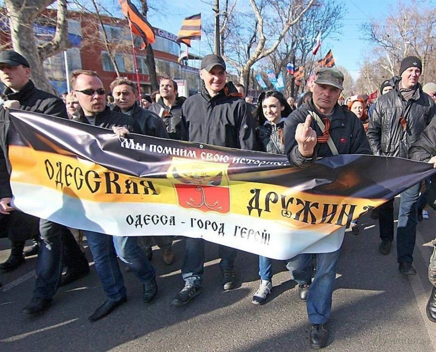 Одесские жести: Издевательства над грузовиками (ФОТО) (фото) - фото 1