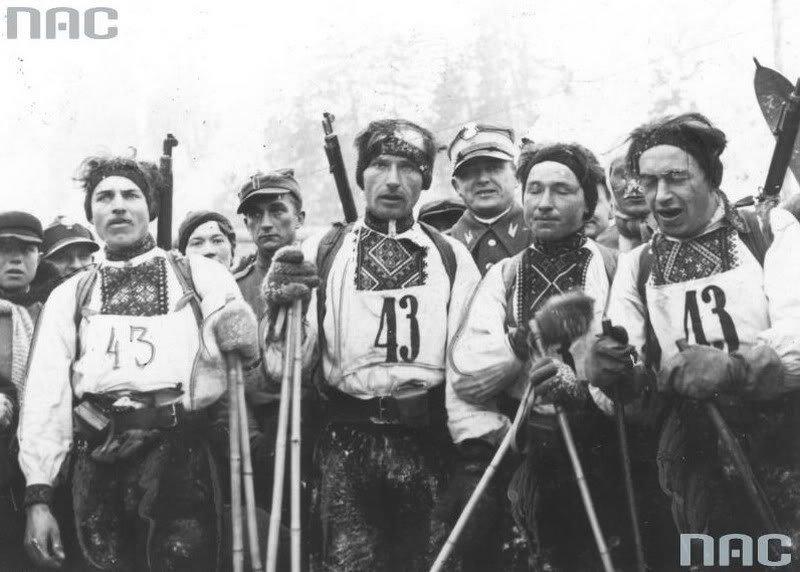 Як гуцули сто років тому в біатлоні змагалися (ФОТО) (фото) - фото 1