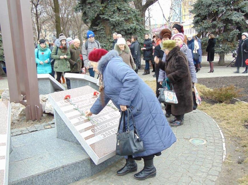 73-ю годовщину Павлоградского антифашистского восстания отмечали горожане, фото-2