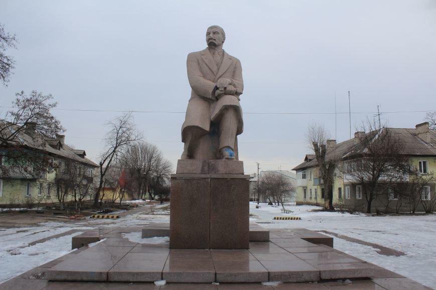В Днепродзержинске демонтировали памятник Ленину на Соцгороде, фото-1