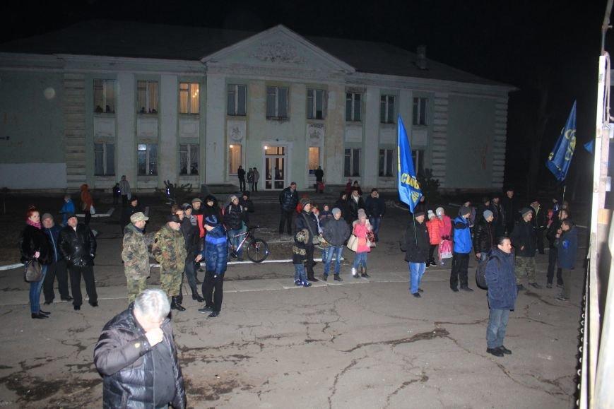 В Днепродзержинске демонтировали памятник Ленину на Соцгороде, фото-6
