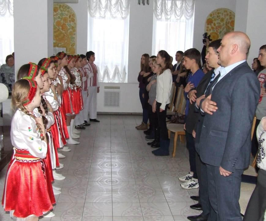 В Белой Церкви получили первые биометрические паспорта (фото) (фото) - фото 1