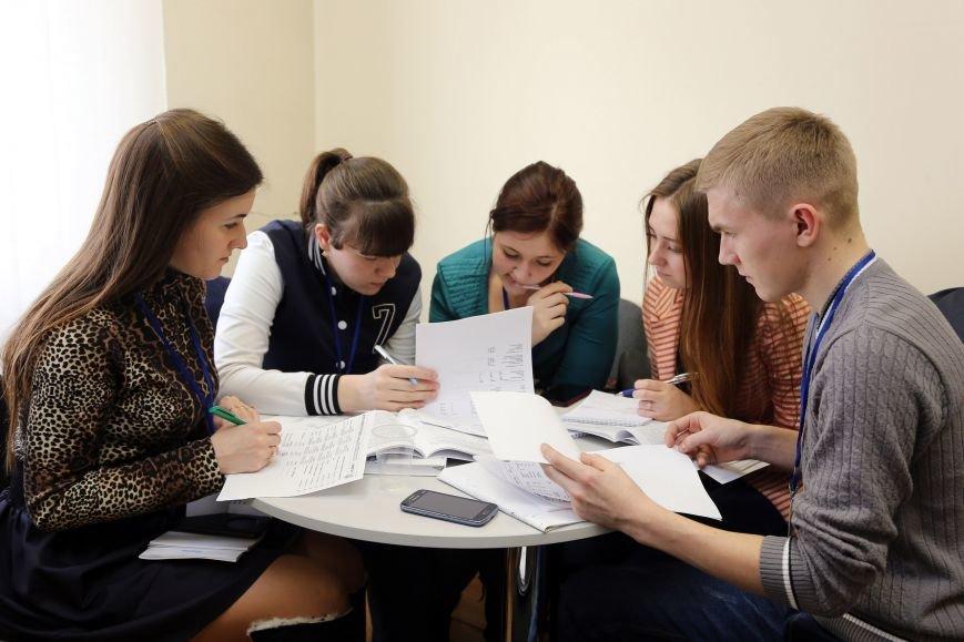 Студенты ДонНТУ Красноармейска приняли участие в масштабном образовательном форуме от IBS Education (фото) - фото 6